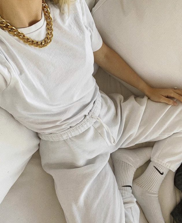 How to style sweatpants